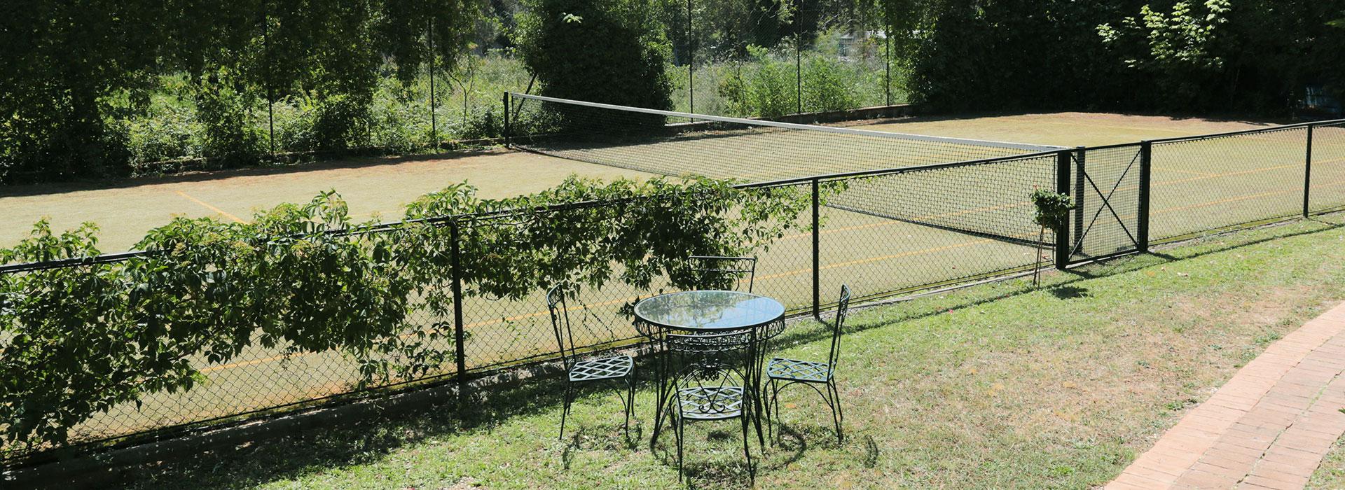 Villa Maria Pia Struttura psichiatrica tennis Roma